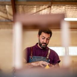Greg Bas artisan jeux en bois Alortujou
