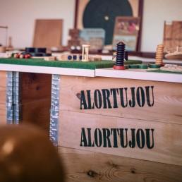 Jeux en bois traditionnels pour Noël 4