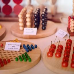 Jeux en bois traditionnels pour Noël 2