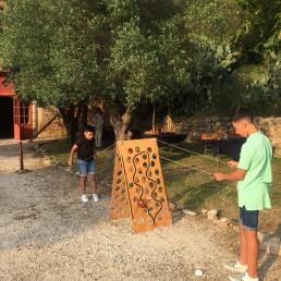Animation jeux en bois pour mariage Perpignan 66
